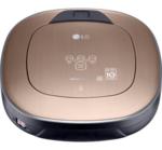 RoboHome LG VSR8604PG HOM-BOT Pet Care
