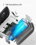 RoboHome - EufyCam 2C2 - 3+1 kit grijs+wit