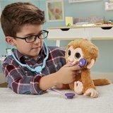 RoboHome FurReal Zandi het zieke aapje