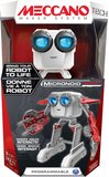 Meccano Micronoid Rood