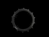 Robohome RoboGrips voor brede wielen RS en MS modellen robotmaaiers van Robomow