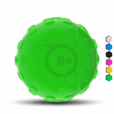 Green cover for Sphero robot balls