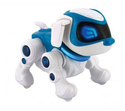 Teksta robot puppy