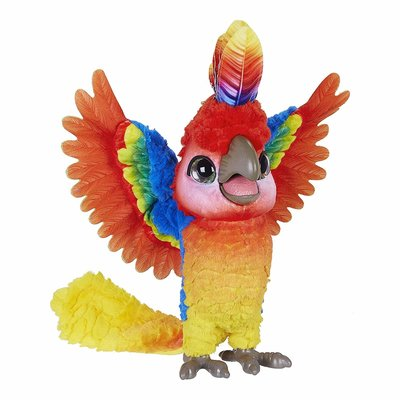 FurReal Rock-a-too the parrot