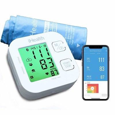 iHealth draadloze bloeddrukmeter monitor