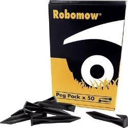 Robomow 100 pegs
