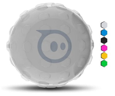 Transparant cover for Sphero robot balls