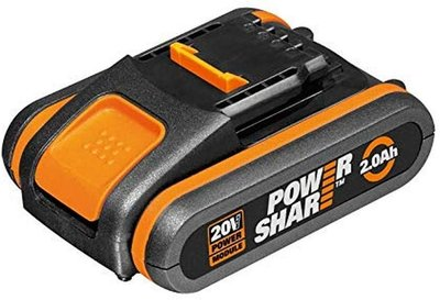 Worx batterij 20V 2Ah