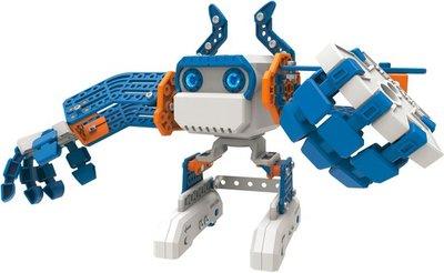 Meccano Micronoid Blauw