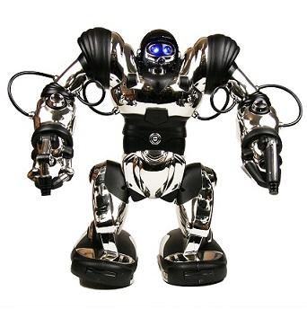 WowWee Robosapien X Chrome