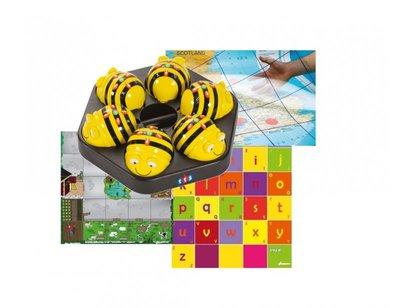 Bee-Bot klassenset + 3 matten