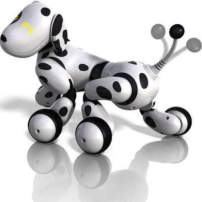 Zoomer Dalmatiër 2.0 robothond