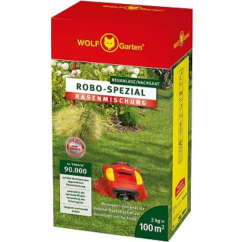 Wolf-Garten lawn seed
