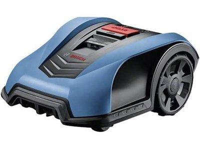Bosch Indego blauwe kap