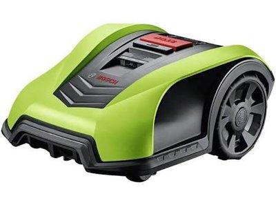 Bosch Indego groene kap