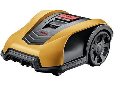Bosch Indego oranje kap