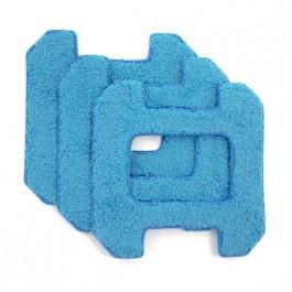 HOBOT 268 / 288 blue microfiber pads