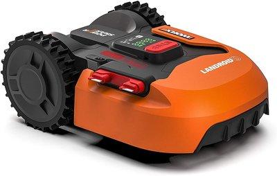 RoboHome - Worx Landroid S300 WR130E