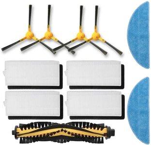 RoboHome - Accessoire kit voor Tesvor X500 robotstofzuigers