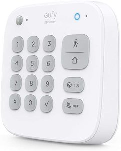 RoboHome - Eufy security keypad