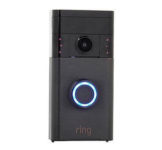 RoboHome - Ring video deurbel 2 brons