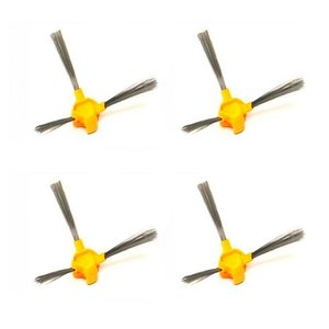 Ecovacs - 4 zijborstels voor Deebot Slim en DM85 (D-S374)
