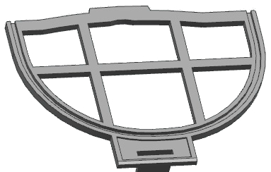 Robohome - Mamibot - Filter houder voor PreVac650