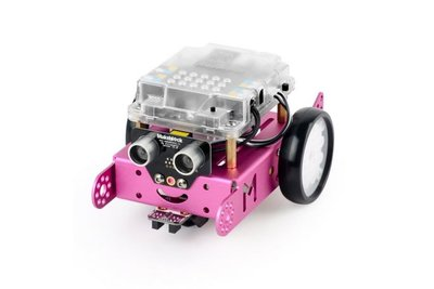 Robohome Makeblock-mBot pink v1.1 (Bluetooth Version