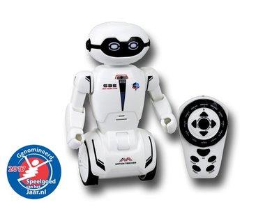 RoboHome Silverlit MacroBot - Genomineerd voor Speelgoed van het Jaar 2017