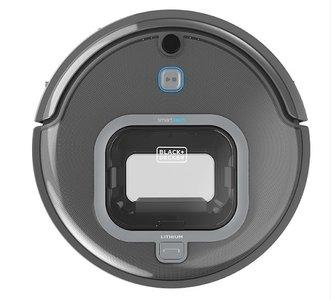 RoboHome Black & Decker RVA425B-QW robotstofzuiger