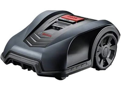 RoboHome Bosch Indego donkergrijze kap
