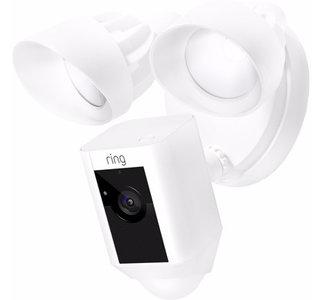 RoboHome Ring Floodlight Cam White
