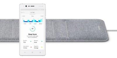 RoboHome Nokia Sleep Sensor slaaptracker